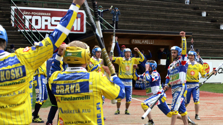 Kuva: K-Media/Jukka Ketonen