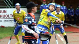 Ensimmäisessä kotikohtaamisessa Ankkurit oli parempi. Kuva: K-Media/Jukka Ketonen.
