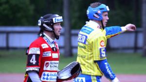 Sami Partanen ja Janne Kivipelto. Kuva: K-Media/Jukka Ketonen.