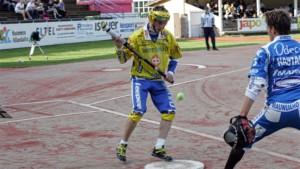 Viljo Sillanpää toi ottelussa kolme juoksua. Kuva: K-Media/Jukka Ketonen.