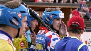 Sami Mikkolanahon ruuti oli jälleen kerran rutikuivaa. Kuva: K-Media/Jukka Ketonen.