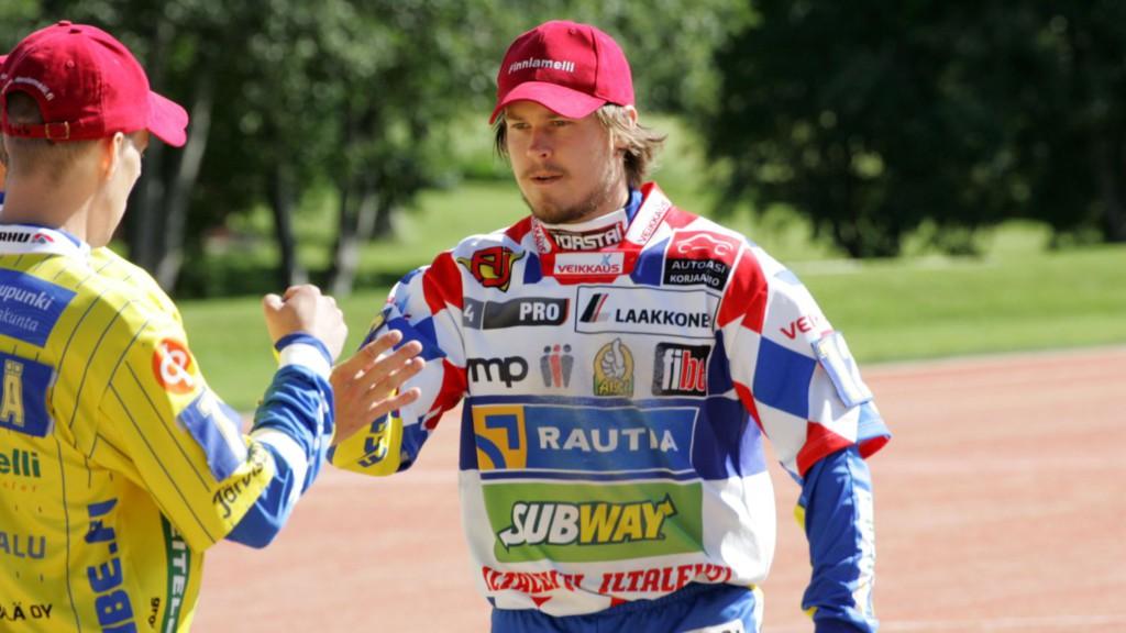 Sami Mikkolanaho iskee Ankkureissa myös ensi kaudella. Kuva: K-Media/Jukka Ketonen.