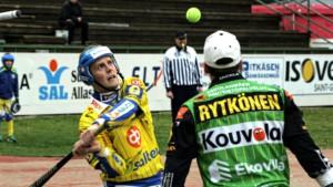 Lukkarit vastakkain edellisessä Kitron-kohtaamisessa. Kuva_ K-Media/Jukka Ketonen.