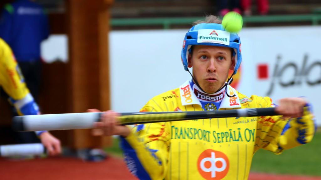 Petrus Puputti - vuoden tulokas 2015. Kuva: K-Media/Jukka Ketonen.