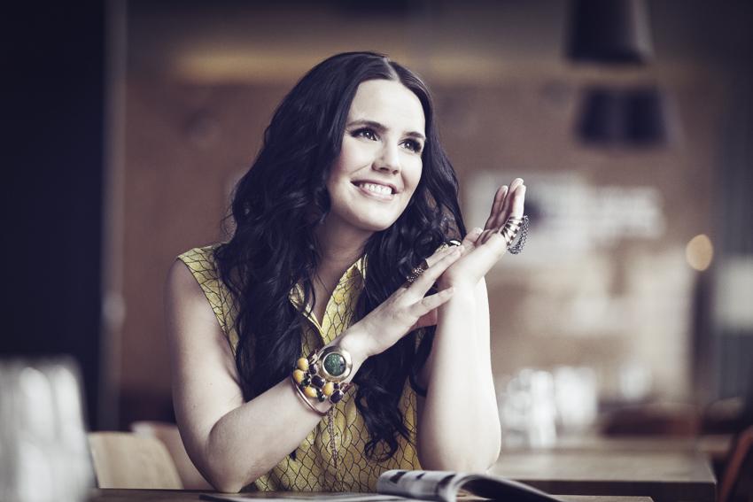 Anne Mattila on Ankkurien konserttisarjan seuraava tähti.